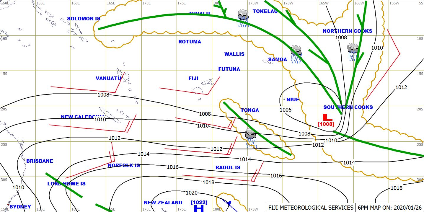 Weather maps 6pm fst surface map gumiabroncs Choice Image